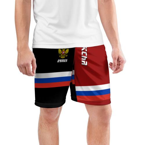 Мужские шорты 3D спортивные  Фото 03, KChR (Карачаево-Черкесия)