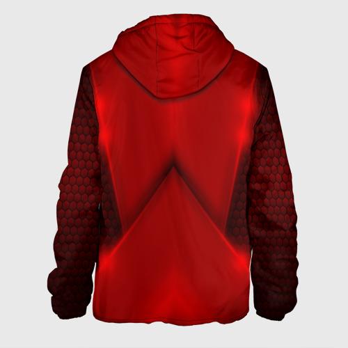 Мужская куртка 3D  Фото 02, Mazda  car sport RED