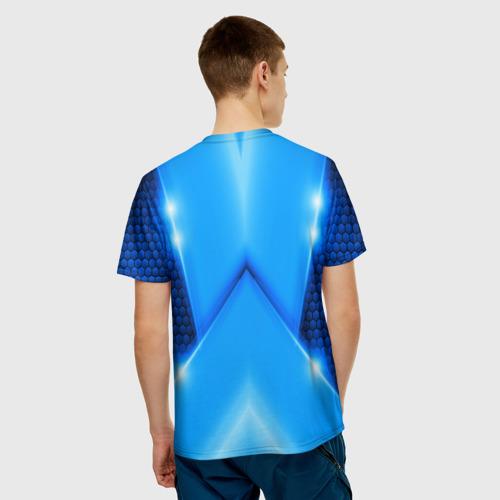 Мужская футболка 3D  Фото 02, Lexus car sport SKY