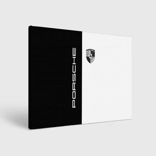 Холст прямоугольный  Фото 01, Porsche