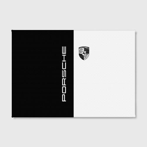 Холст прямоугольный  Фото 02, Porsche