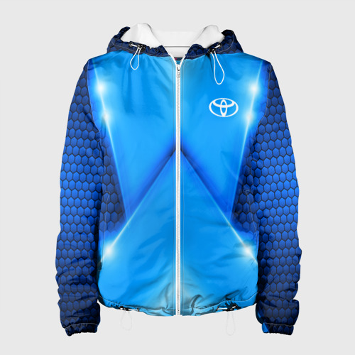 Женская куртка 3D  Фото 01, Toyota car sport SKY