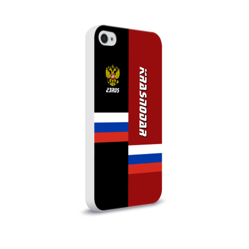 Чехол для Apple iPhone 4/4S soft-touch  Фото 02, KRASNODAR (Краснодар)