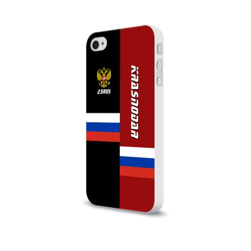 Чехол для Apple iPhone 4/4S soft-touch  Фото 03, KRASNODAR (Краснодар)
