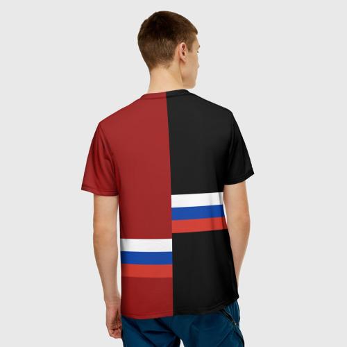 Мужская футболка 3D  Фото 02, KRASNODAR (Краснодар)