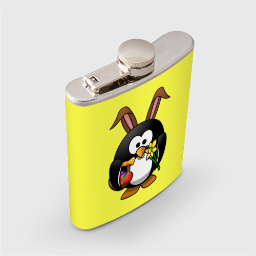Фляга  Фото 02, Пасхальный пингвин