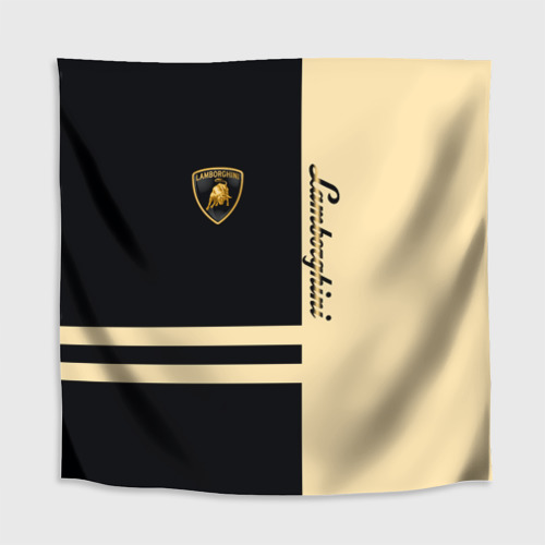 Скатерть 3D  Фото 02, Lamborghini