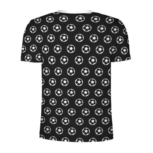 Мужская футболка 3D спортивная  Фото 02, Футбольная мода