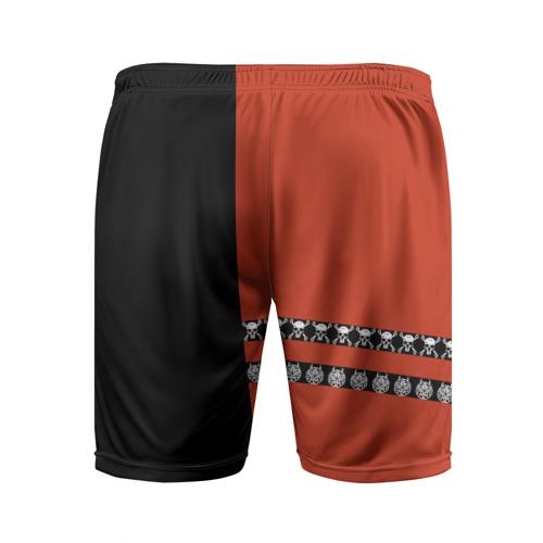 Мужские шорты 3D спортивные  Фото 02, Disturbed