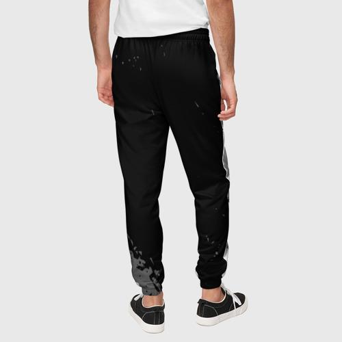 Мужские брюки 3D JUVENTUS / ЮВЕНТУС Фото 01