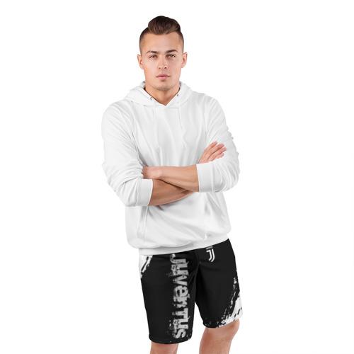 Мужские шорты спортивные JUVENTUS SPORT   Фото 01