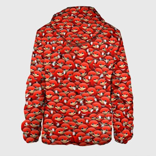 Мужская куртка 3D  Фото 02, Угандийские Наклзы