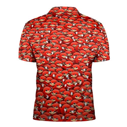 Мужская рубашка поло 3D  Фото 02, Угандийские Наклзы