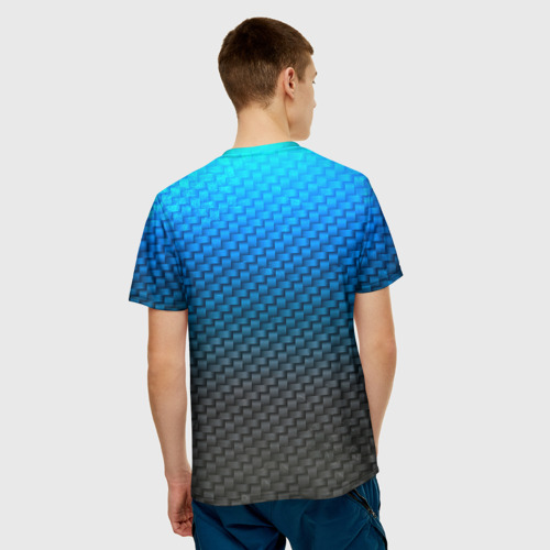Мужская футболка 3D  Фото 02, LEXUS COLLECTION CARBON