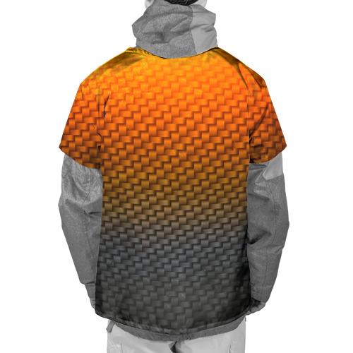 Накидка на куртку 3D  Фото 02, AUDI COLLECTION CARBON