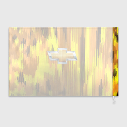 Флаг 3D  Фото 02, Chevrolet abstract sport 2018