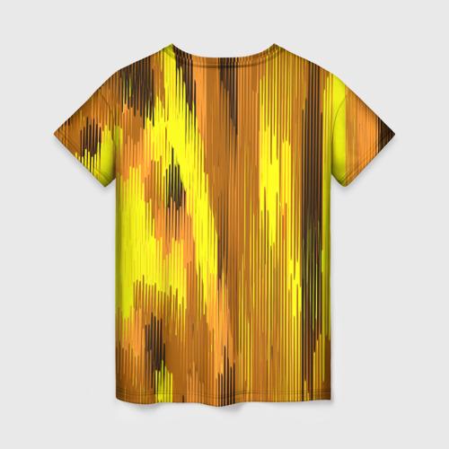Женская футболка 3D Chevrolet abstract sport 2018 Фото 01