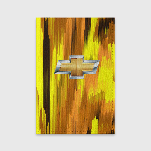 Обложка для паспорта матовая кожа Chevrolet abstract sport 2018 Фото 01