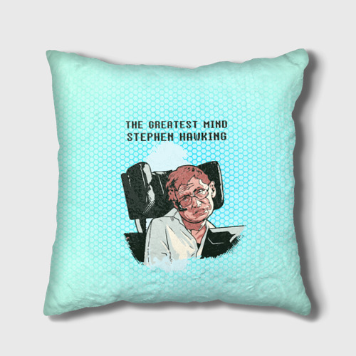 Подушка 3D  Фото 01, Величайший разум