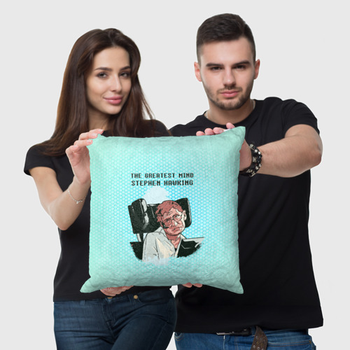 Подушка 3D  Фото 03, Величайший разум