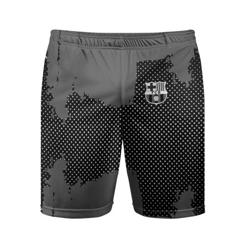 Мужские шорты 3D спортивные  Фото 01, BARCELONA SPORT GRAY