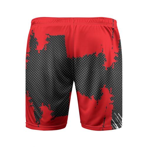 Мужские шорты 3D спортивные  Фото 02, ARSENAL SPORT RED