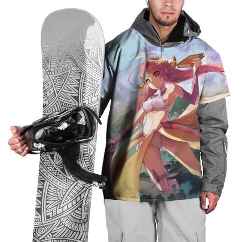 Накидка на куртку 3D  Фото 01, Нет игры - нет жизни