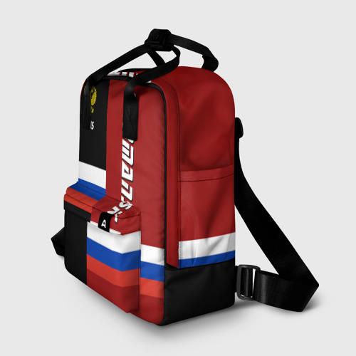 Женский рюкзак 3D MURMANSK (Мурманск) Фото 01