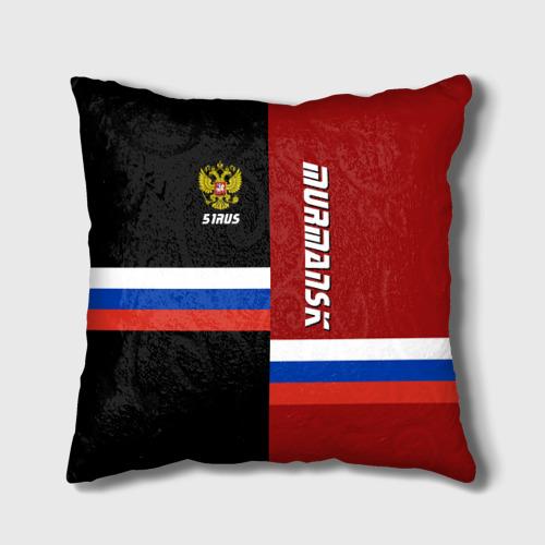 Подушка 3D  Фото 01, MURMANSK (Мурманск)