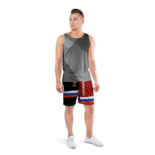 Мужские шорты 3D спортивные  Фото 04, MURMANSK (Мурманск)