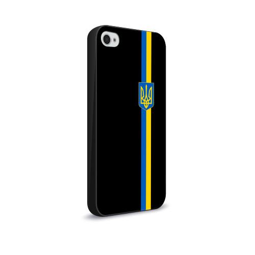Чехол для Apple iPhone 4/4S soft-touch  Фото 02, Украина