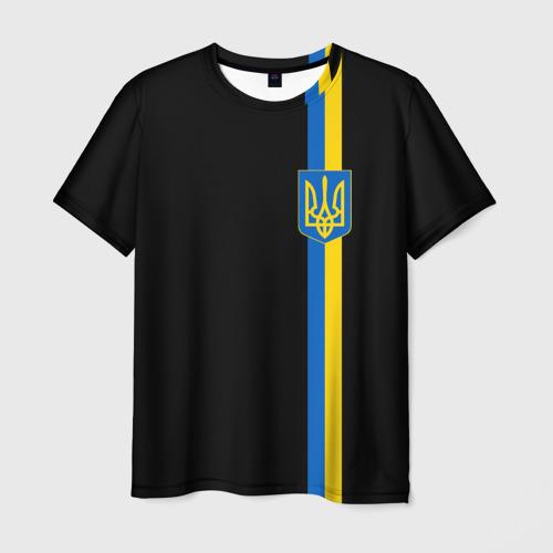 Мужская футболка 3D  Фото 03, Украина