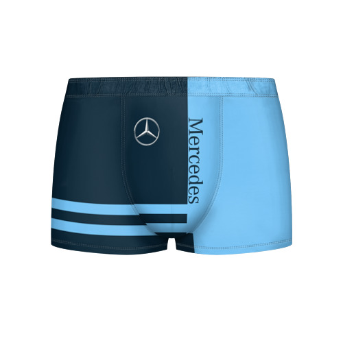 Мужские трусы 3D  Фото 01, Mercedes