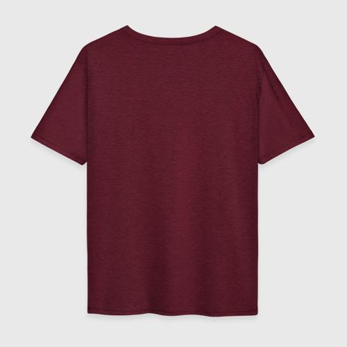Мужская футболка хлопок Oversize 1N73LL1G3NC3 Фото 01