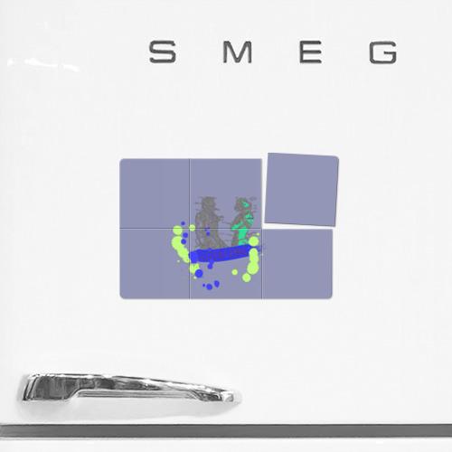 Магнитный плакат 3Х2  Фото 02, Николай Гоголь