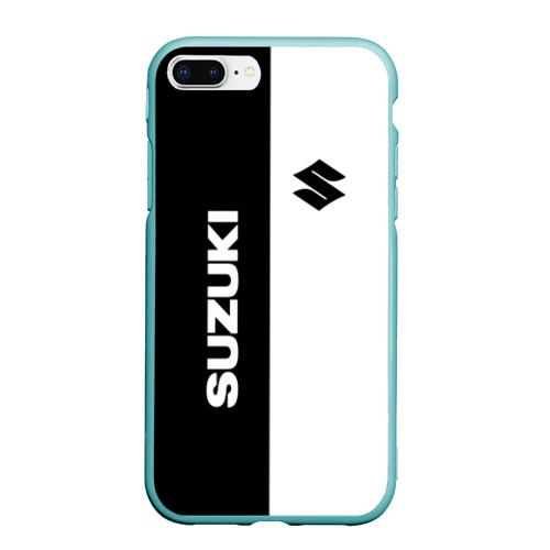 Чехол для iPhone 7Plus/8 Plus матовый Suzuki Фото 01