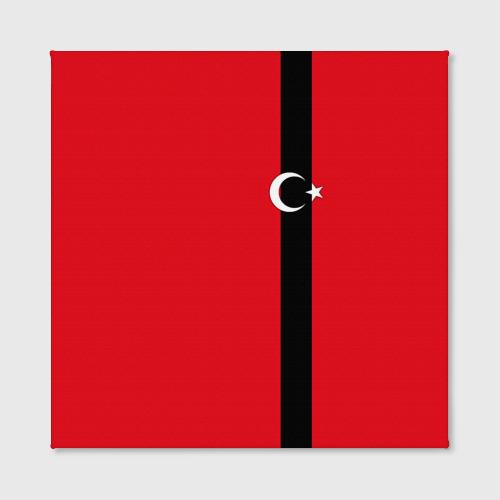 Холст квадратный  Фото 02, Турция лента