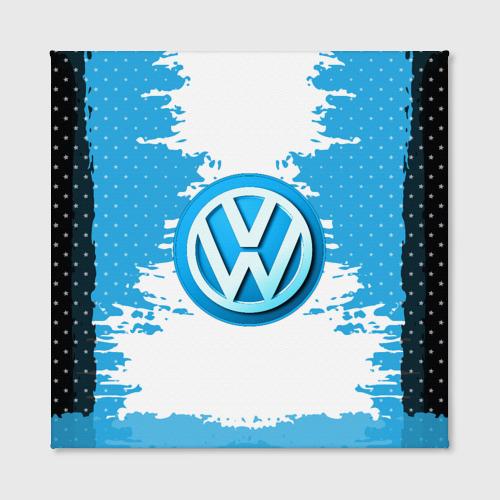 Холст квадратный  Фото 02, Volkswagen