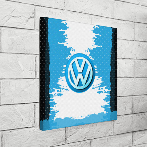 Холст квадратный  Фото 03, Volkswagen