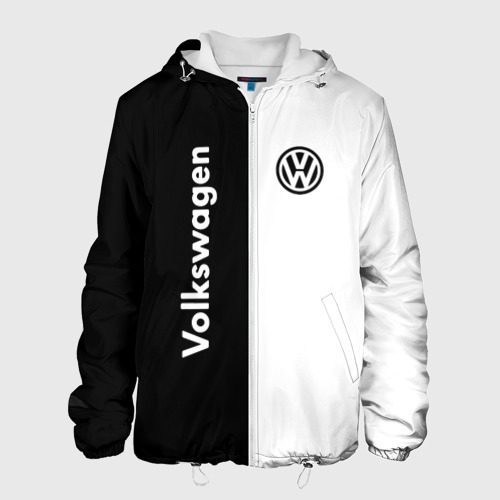 Мужская куртка 3D  Фото 01, Volkswagen