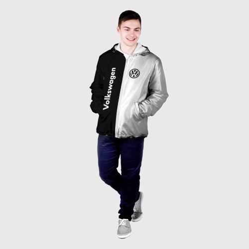 Мужская куртка 3D  Фото 03, Volkswagen