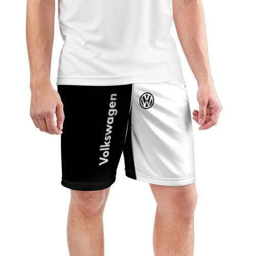 Мужские шорты 3D спортивные  Фото 03, Volkswagen