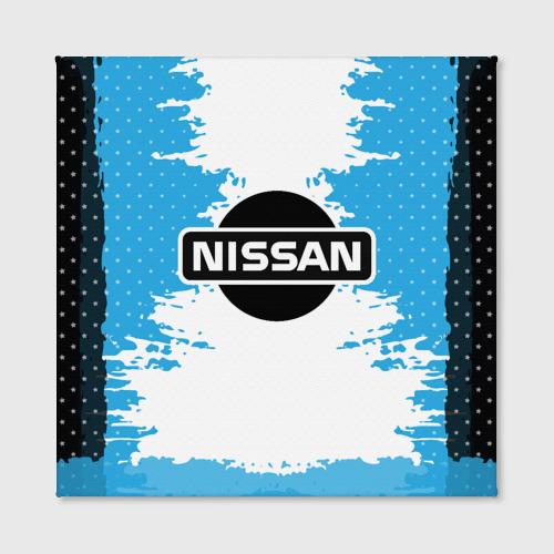 Холст квадратный  Фото 02, Nissan