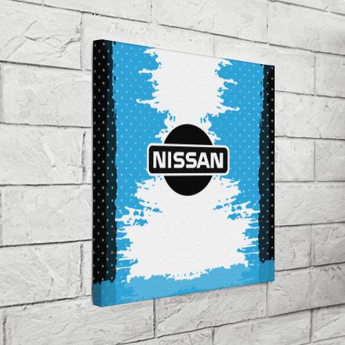 Холст квадратный  Фото 03, Nissan
