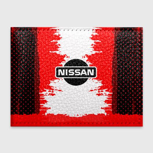 Обложка для студенческого билета Nissan Фото 01