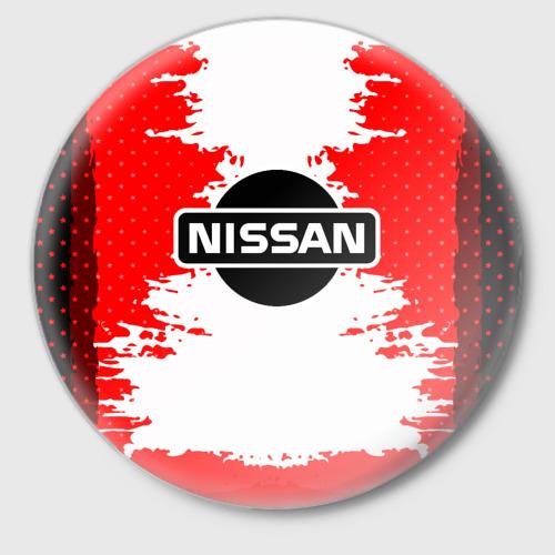 Значок Nissan Фото 01