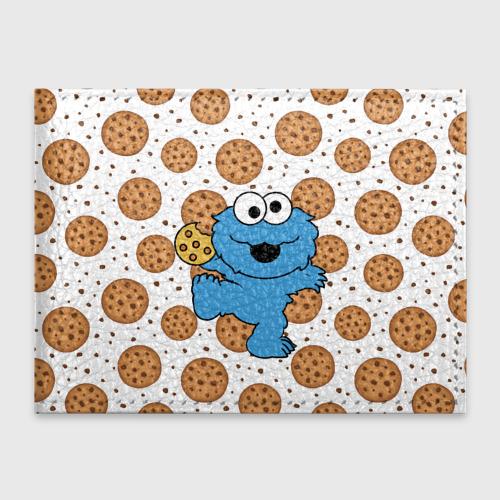 Обложка для студенческого билета  Фото 01, Cookie monster