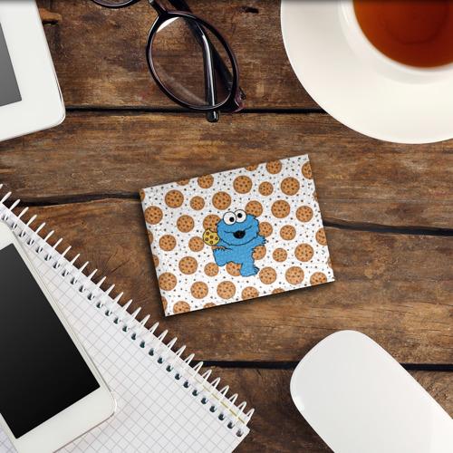 Обложка для студенческого билета  Фото 03, Cookie monster