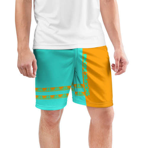 Мужские шорты 3D спортивные  Фото 03, Imagine Dragons