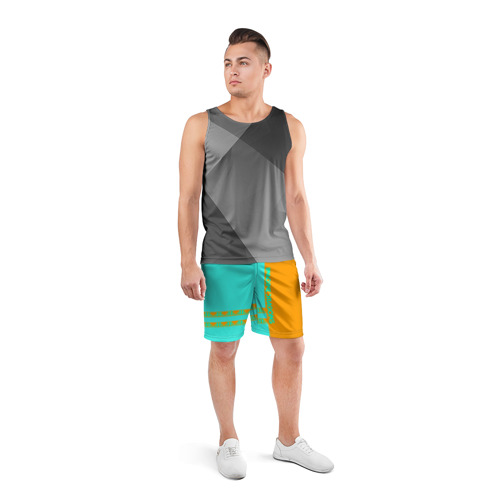 Мужские шорты 3D спортивные  Фото 04, Imagine Dragons